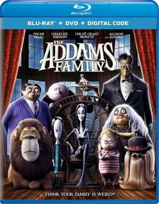Семейка Аддамс / The Addams Family (2019) BDRip 1080p