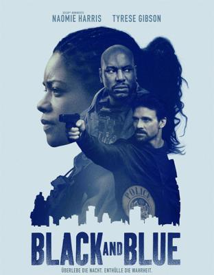 Чёрный и синий / Black and Blue (2019) BDRemux 1080p | iTunes