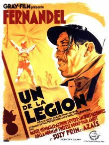 Один из легиона / Un de la legion (1936) DVDRip