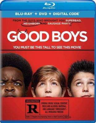 Хорошие мальчики / Good Boys (2019) BDRip 1080p   Лицензия