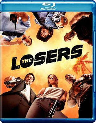 Лузеры / The Losers (2010) WEB-DLRip 720p | Open Matte