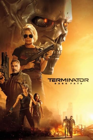 Terminator Dark Fate 2019 WEBRip x264-ION10