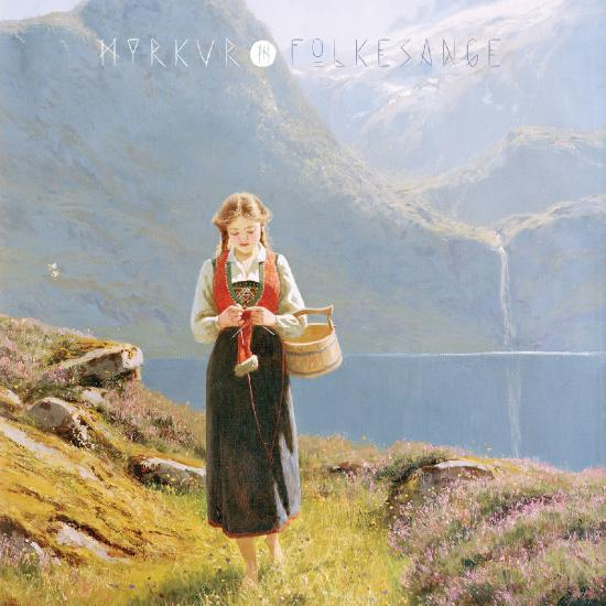 Myrkur - Ella / Leaves of Yggdrasil (Single) (2020)