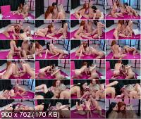 YoniTale - Cayla Lyons, Red Fox, Mia - Perfect Combination (FullHD/1080p/733 MB)