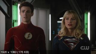 Легенды завтрашнего дня / DC's Legends of Tomorrow [Сезон: 5, Серии: 1-8 (16)] (2020) HDTVRip 1080p от Kerob