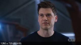 Легенды завтрашнего дня / DC's Legends of Tomorrow [Сезон: 5, Серии: 1-8 (16)] (2020) HDTVRip 720p от Kerob