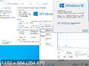 Windows 10 v.1909.18363.592 66in2 by Sergei Strelec (x86/x64/RUS)