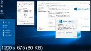 Windows 10 Enterprise LTSC 2019 v1809 build 17763.973 by Kristian (x64/RUS)