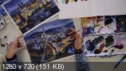 Основы акварельной живописи от Lectoroom (2016)