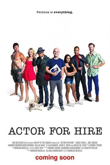 Actor for Hire 2015 WEB-DL XviD MP3-XVID