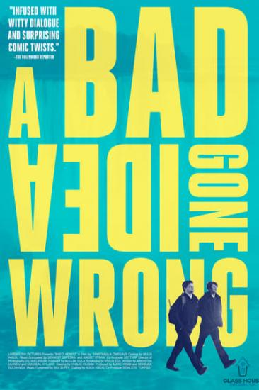 A Bad Idea Gone Wrong 2017 WEBRip XviD MP3-XVID