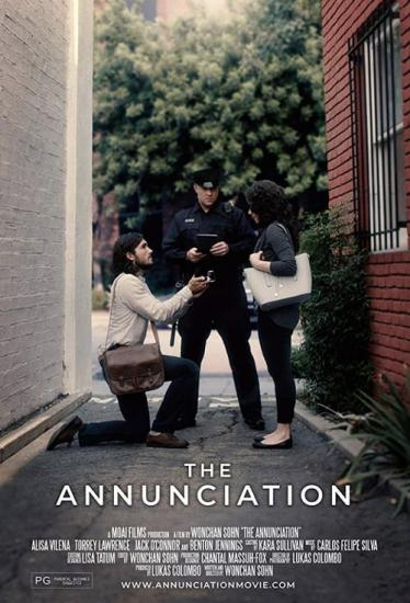 The Annunciation (2018)  1080p WEBRip x264-YIFY