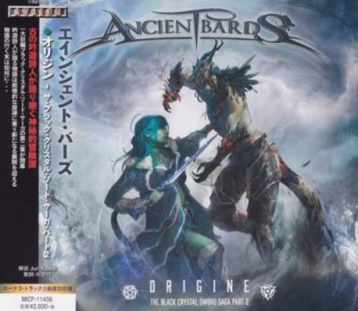 Ancient Bards - Origine: The Black Crystal Sword Saga Pt.2 (2019) [MICP-11456]