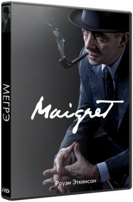 Мегрэ / Maigret [01-04 из 04] (2016-2017) BDRip 720р