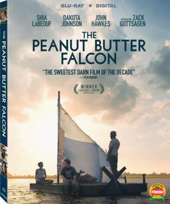 Арахисовый сокол / The Peanut Butter Falcon (2019) BDRip 720p | iTunes