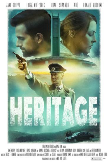 Heritage 2019 720p BRRip XviD AC3-XVID