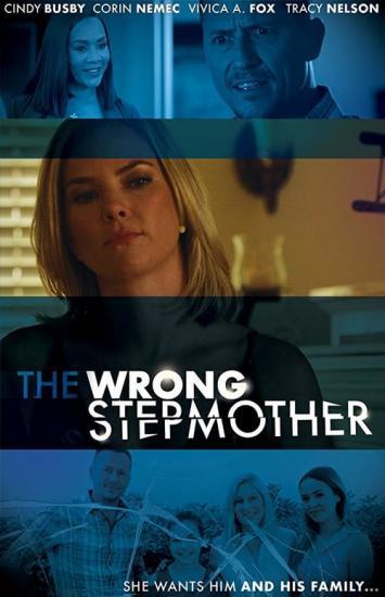 The Wrong Stepmother 2019 720p AMZN WEBRip 800MB x264-GalaxyRG