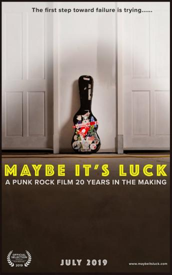 Maybe Its Luck 2019 720p WEB h264-ASCENDANCE