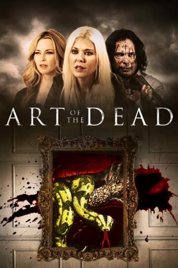 Art of The Dead 2019 720p AMZN WEBRip DDP5 1 x264-iKA