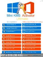 Mini KMS Activator Ultimate 2.0