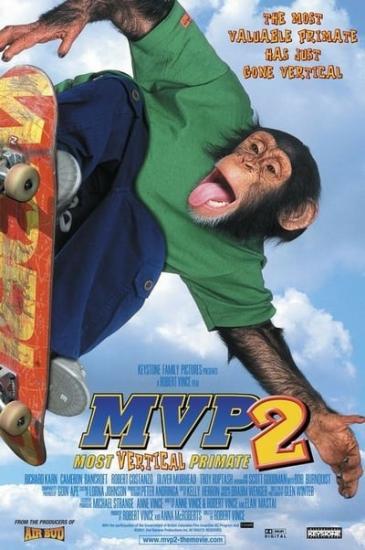 MVP 2 Most Vertical Primate 2001 1080p WEBRip x264-RARBG