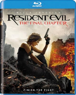 Обитель зла: Последняя глава / Resident Evil: The Final Chapter (2016)  BDRip 720р | Лицензия