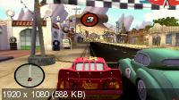 Cars: The Videogame (2006) PC | RePack от Yaroslav98