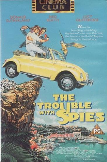 The Trouble with Spies 1987 1080p WEBRip x264-RARBG
