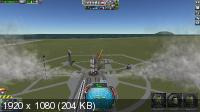 Kerbal Space Program [v 1.8.1.02694 + DLC] (2017) PC | RePack от xatab