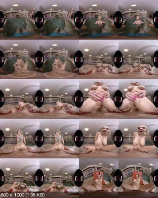VirtualTaboo: Kayla Green (How I Wet My Mother / 14.01.2020) [Oculus Rift, Vive | SideBySide] [2700p]