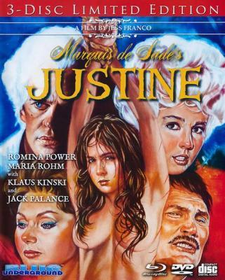 Жюстина маркиза Де Сада / Marquis de Sade: Justine (1969) BDRip 1080p