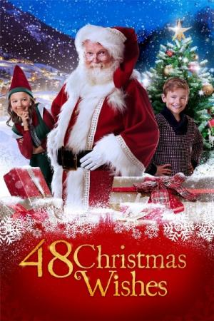 48 рождественских желаний / 48 Christmas Wishes (2017) WEB-DLRip