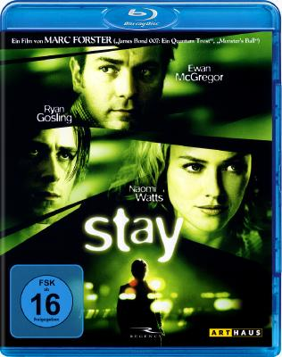 Останься / Stay (2005) WEB-DL 1080p | Open Matte