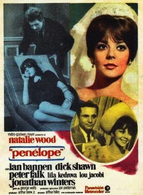 Пенелопа / Penelope (1966) BDRip 1080p