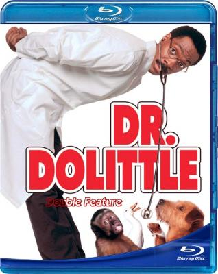 Доктор Дулиттл / Doctor Dolittle (1998) BDRip 720p