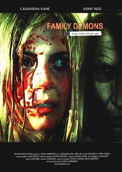 Family Demons 2009 WEBRip XviD MP3-XVID