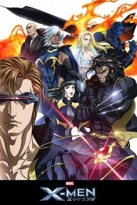 Люди Икс / X-Men TV (2011) BDRip 720p