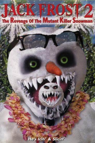 Jack Frost 2 Revenge Of The Mutant Killer Snowman 2000 WEBRip XviD MP3-XVID