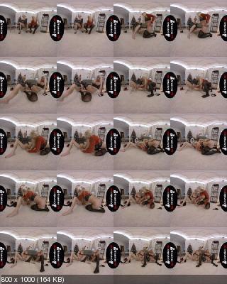 GranniesVR: Belinda Bee, Lady Gendolina (Join Us) [Oculus Rift, Vive   SideBySide] [3000p]