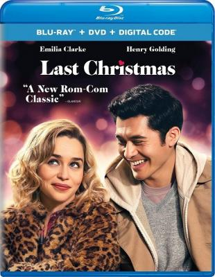 Рождество на двоих / Last Christmas (2019) BDRip 1080p | Лицензия