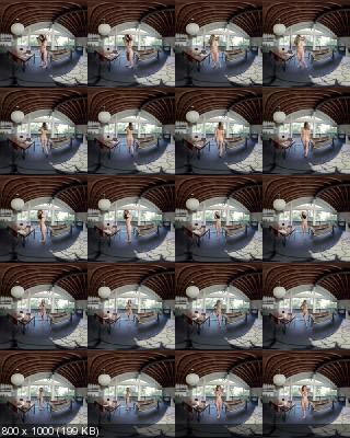 TheEmilyBloom: Elizabeth Electra (Try It On / 20.12.2019) [Samsung Gear VR | SideBySide] [2048p]