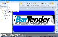 BarTender Enterprise 2019 R6 11.1.147532