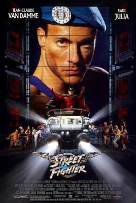 Уличный боец / Street Fighter (1994) WEB-DL 1080p   Open Matte