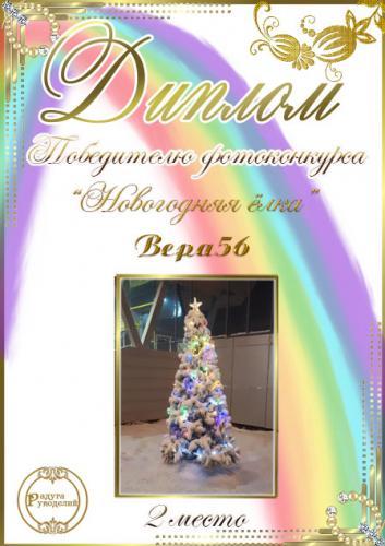 """Фотоконкурс """"Новогодняя ёлка"""". Поздравляем победителей. D9dc5e5f1eec14c0aa26e54caab81c10"""