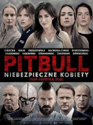 Питбуль. Опасные женщины / Pitbull: Tough Women (2016) BDRip 720p