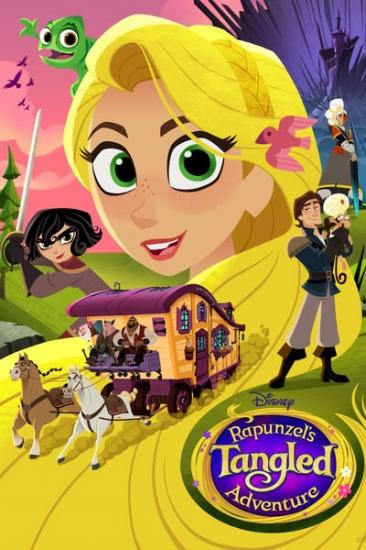 Tangled The Series S03E13 WEBRip x264-ION10