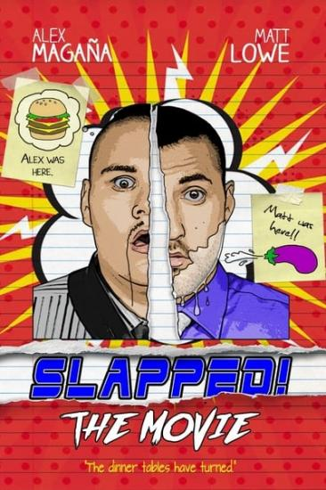 Slapped The Movie 2018 1080p WEB x264-RARBG