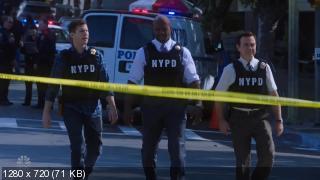 Бруклин 9-9 / Brooklyn Nine-Nine [Сезон: 7, Серии: 1-3 (13)] (2019) WEBRip 720p от Kerob