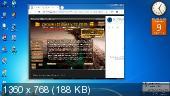 Windows 7 Ultimate SP1 x64 Lite v.12.20 (RUS/2020)