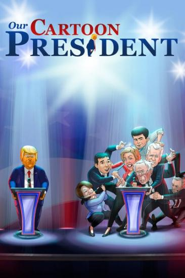 Our Cartoon President S03E03 WEBRip x264-ION10